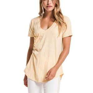 NWT Z Supply The Pocket Cotton Slub Tee